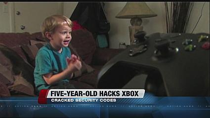 """en genç """"hacker"""""""