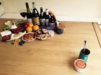 İngiliz yemekleri ve hissiyatı