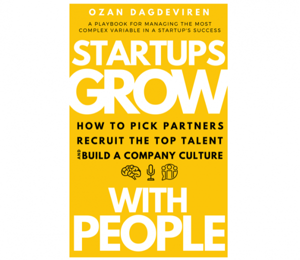 STARTUPS GROW WITH PEOPLE